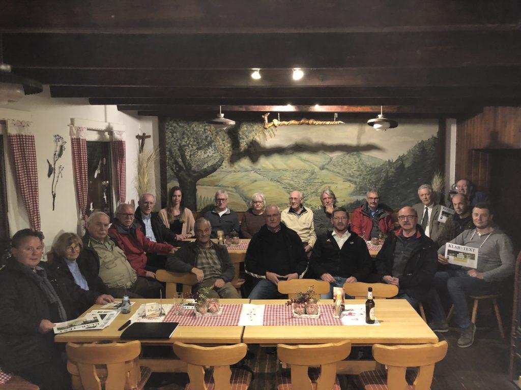 FWG trifft sich mit Bürgern aus Lebach-Hoxberg, dem NABU und Gegenwind Saar zum Thema Windpark Saarwellingen